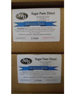 Atlantic Blue Sugar Paste Direct (SPD) 2.5kg