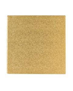 """10"""" gold Drum Square"""