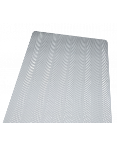 BWB - 9377 - Plume Texture Board Mould (15-N)