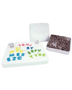 PME - Alphabet Cutter Set