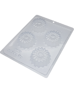 BWB 9876 - Sunflower Chocolate Mould (1-N)