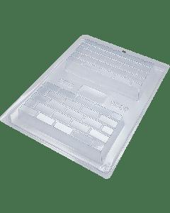 BWB 9890 - Little Brick Tablet Chocolate Mould (17-N)