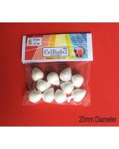 CelCakes Bud Cones - 20mm - Pack of 10