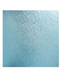 """14"""" Pale Blue Drum Square"""
