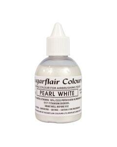 Sugarflair Airbrush Colour - Pearl White