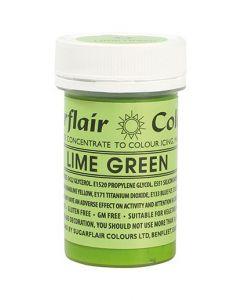 Spectral Lime Green Paste (25g pot)