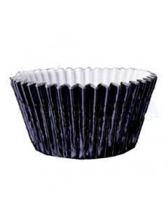 Black Foil Cupcake Baking Cases - Pack of 500