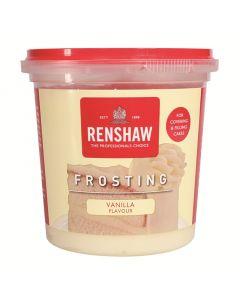 Renshaw Frosting - Vanilla - 400g