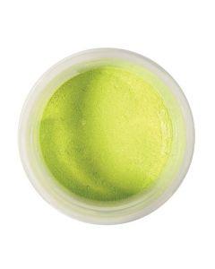 Colour Splash Dust - Pearl - Lime