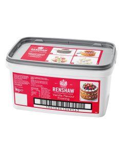 Renshaw Vanilla Frosting - 3kg