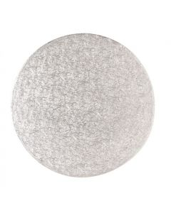"""12"""" Round Cut Edge Cake Cards (1.1mm thick) - Pack of 100"""