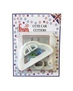 FMM Cute Car Cutter - 3 set