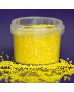 Purple Cupcakes Non Pareils - Yellow - 100g