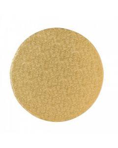 """16"""" Gold Drum Round"""