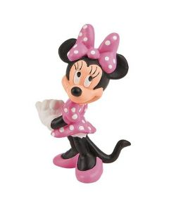 Walt Disney Minnie Mouse Figure 70mm