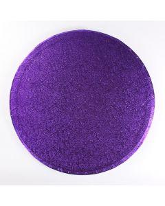"""12"""" Purple Drum Round"""