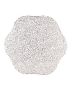 """12"""" Silver Petal Drum"""