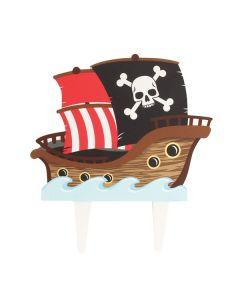 Gumpaste Pirate Pic - 135mm