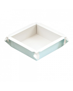 """BoxBake - Square 10"""" Pop-Up Baking Tray"""
