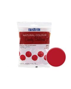 PME Natural Colour Candy Buttons - Red