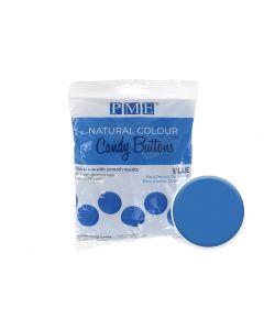PME Natural Colour Candy Buttons - Blue