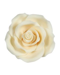 SugarSoft® Rose Ivory 50mm - Box of 10