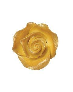 SugarSoft Rose Lustre Gold 38mm - Box of 20