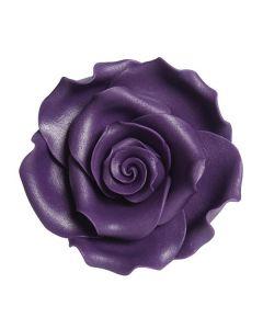 SugarSoft Roses - Purple 63mm - Box of 8