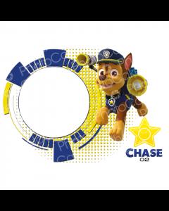 PAW Patrol - Chase - Frame