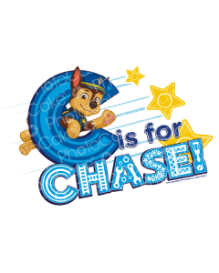 PAW Patrol - C for Chase - Image