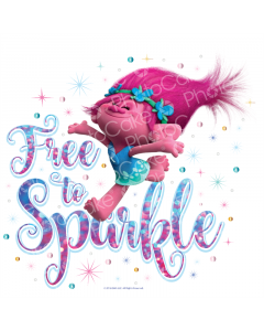 Trolls - Free to Sparkle - Image