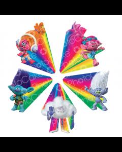 Trolls - Love, Peace, Rainbows - Image