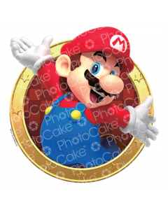 Super Mario - Mario Here We Go! - Image