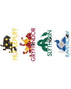 Harry Potter - Houses - Image
