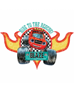 Blaze - Ride to the Rescue - Image