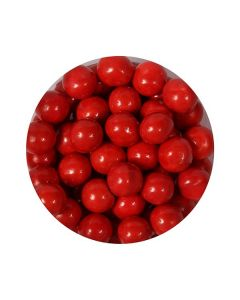 Purple Cupcakes 10mm Pearls - Christmas Red - 80g