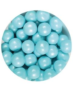 Purple Cupcakes 10mm Pearls - Blue - 80g