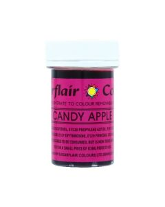 Sugarflair Paste Colours - Candy Apple - 25g