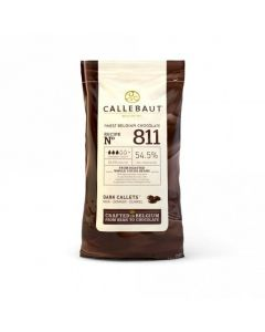 Callebaut Dark Belgian Couverture Chocolate 400g