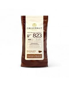Callebaut Milk Belgian Couverture Chocolate 400g