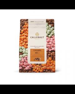 Callebaut Caramel Flavoured - Belgian Couverture Chocolate 2.5kg