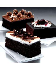 Dark Devils Genoese Cake Mix - 12.5kg by Dawn Foods