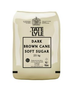 Tate & Lyle Dark Brown Sugar 25kg