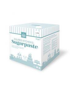 Squires Kitchen Ready-To-Roll Sugarpaste - Bridal White 5kg