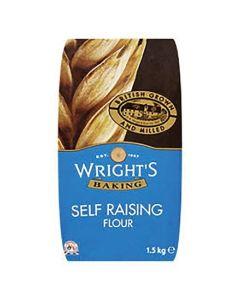 Wrights Self Raising Flour 1.5kg