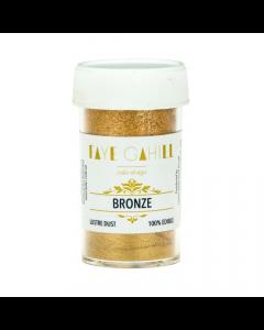 Faye Cahill Edible Lustre Dust 22ml - Bronze
