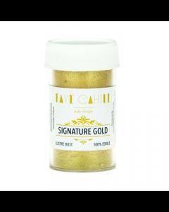 Faye Cahill Edible Lustre Dust 22ml - Signature Gold