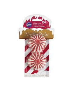 Wilton North Pole Mini Baking Cases (pack of 100)