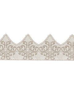 House Of Cake Edible Art Deco Cake Lace - Pearl