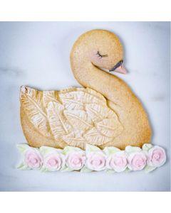 Karen Davis Swan Cookie Mould
